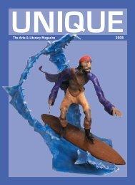 UNIQUE 2008 - Arise
