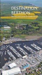Destination Berthon Marina and Location Guide 2013