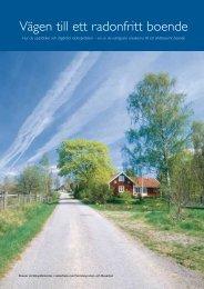 Vägen till ett radonfritt boende - Uddevalla kommun