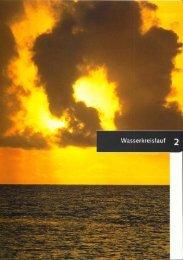 Wasserkreislauf - Die Regierung von Niederbayern