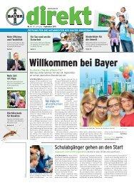 Willkommen bei Bayer - BNC - Bayer AG