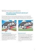 Wärmeerzeugung - Pestalozzi Haustechnik - Seite 5