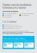 Tilslut din router - Telenor - Page 2