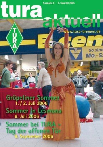 Gröpeliner Sommer Sommer in Lesmona ... - TURA Bremen eV