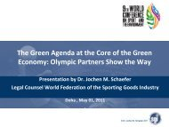 IOC Doha Panelist Discussion May 01 2011 - WCSE | The 9th World ...