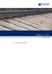 Festen Fahrbahn - RAIL.ONE GmbH