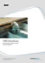 HRS-Verschluss (453 KB) - voestalpine