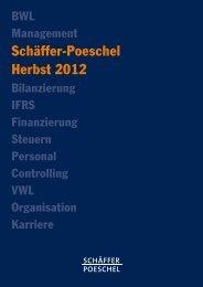 management - Schäffer-Poeschel Verlag GmbH