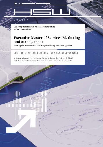 Executive Master of Services Marketing and ... - Marketing.ch
