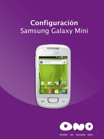 Samsung Galaxy Mini - Ono