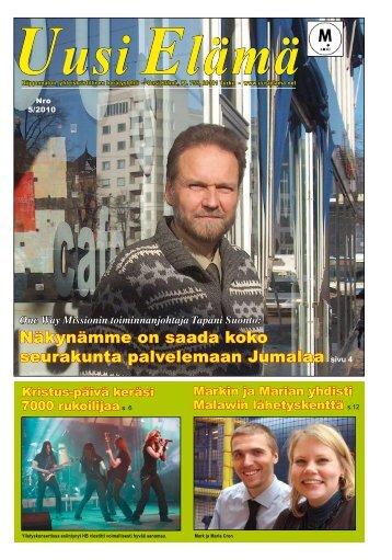 Uusi Elämä Nro 5/2010