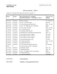 Download Dienstplan Aktive 2013 - FREIWILLIGE FEUERWEHR ...