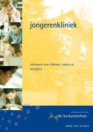 jongerenkliniek - Dr. Leo Kannerhuis
