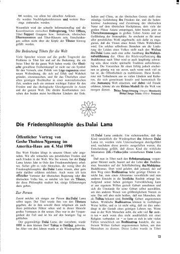 Heft 14 Zentrumsnachrichten