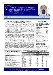 comas - Instituto Nacional de Salud