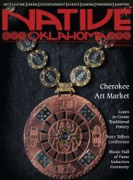 Cherokee Art Market - Native American Times