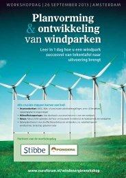 Flyer workshopdag planvorming en ontwikkeling van ... - NWEA