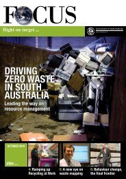 driving zero waste in south australia driving zero waste in south ...