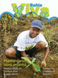 Revista Bahia Viva - SEMA - Secretaria do Meio Ambiente