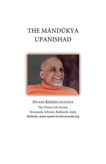 Mandukya_Upanishad