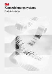 Produktleitfaden Kennzeichnungssysteme