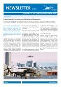 Download Newsletter 09/2011 - Airtec - Page 6