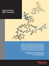 Thermo Scientific QMS® Vancomycin