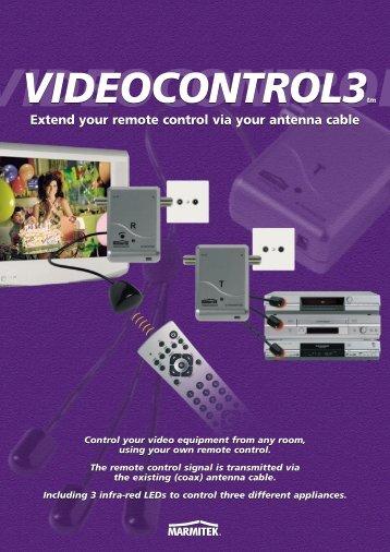 VIDEOCONTROL3tm VIDEOCONTROL3tm - Okos Otthon