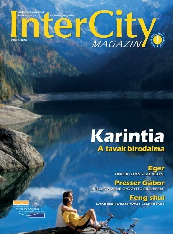 InterCity Magazin 2008/ősz