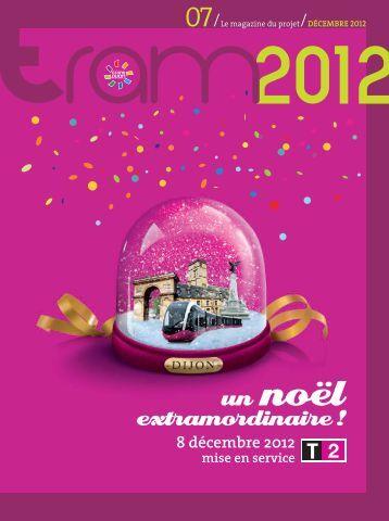 8 décembre 2012 - Le Tram