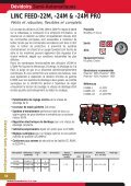 Dévidoirs semi-automatique - r.t. welding - Page 2