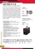 Dévidoirs semi-automatique - r.t. welding - Page 4