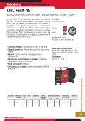 Dévidoirs semi-automatique - r.t. welding - Page 5