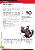Dévidoirs semi-automatique - r.t. welding - Page 6