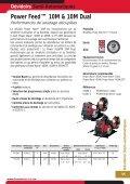 Dévidoirs semi-automatique - r.t. welding - Page 7