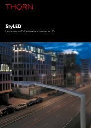 Download StyLED brochure - Thorn
