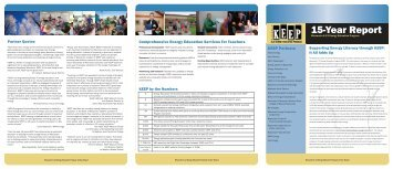 15 Year Report Draft_Layout 1 - Environmental Education in ...
