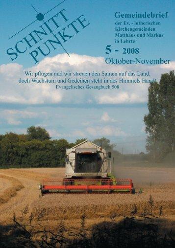 Seiten 1-32 Bildschirm.indd - Kirchenkreis Burgdorf