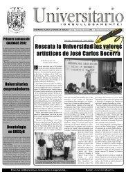 No. 4 · Lunes 03 de junio de 2002 - Publicaciones - Universidad ...