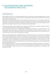 Diabetesbericht Teil 3 als PDF downloaden