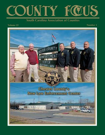 No. 1 (May 2012) - South Carolina Association of Counties