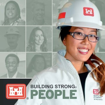 Building Strong People - U.S. Army Corps of Engineers