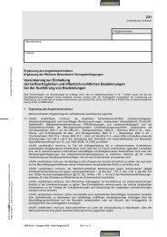 Vereinbarung zur Einhaltung der tarifvertraglichen und öffentlich ...