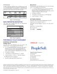 PEOPLESOFT EIM SALES INCENTIVE MANAGEMENT 8.8 ... - Oracle - Page 3