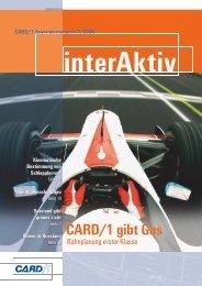 interAktiv 1/2004 - CARD/1