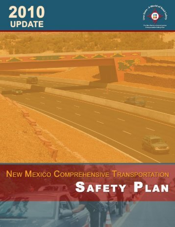 New Mexico CTSP 2010 Update - New Mexico Department of ...