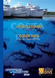COCOS ISLAND COSTA RICA - Wirodive