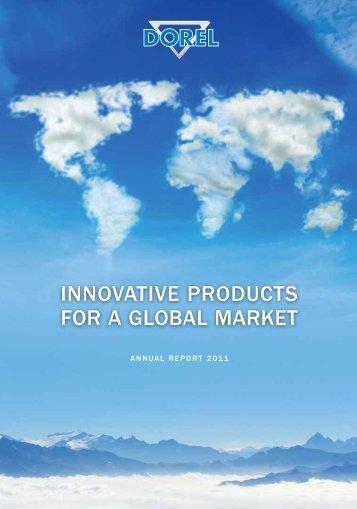 2011 Annual Report - Dorel Industries