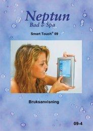Bruksanvisning Smart Touch 09 Exklusiv - Neptun