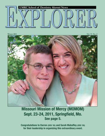 MOMOM - UMKC School of Dentistry - University of Missouri ...